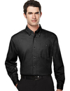 Tri-Mountain 810 Executive Men's cotton long sleeve twill shirt, Embroidery