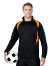 Tri-Mountain F7351 Odin Men's 100% Polyester micro Fleece 1/4 zip pull over, Embroidery