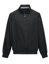 Tri-Mountain J2660 Bennett Men's 100% Micro Polyester 1/4 Zip Raglan Sleeve pullover, Embroidery