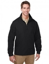 Tri-Mountain J5308 Radius Lightweight jacket features a windproof/water resistant shell of 65% polyester/35% cotton, Embroidery