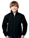 Tri-Mountain JY6380 Youth Quest Youth jacket with top yoke and slash pocket, Embroidery