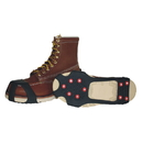 Tingley Winter-Tuff Ice Traction Spikes Stretch Rubber Overboots, Cleated - Studded Outsole