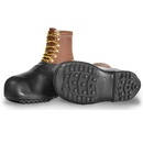 Tingley Winter-Tuff Ice Traction Stretch Rubber Overshoes Black, Cleated - Studded Outsole