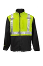 Tingley The Phase 2 Fleece Jacket - Breathable, Insulating, Water Resistant, Windproof, High Visibility Outerwear