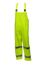 Tingley Eclipse Overall - Fluorescent Yellow-Green -  Snap Fly Front - Silver Reflective Tape