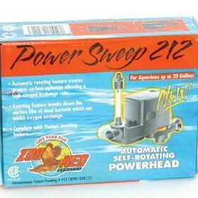 Power Sweep 212 Power Head (max 125gph)