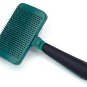 Safari Self - cleaning Slicker Brush Small