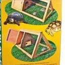 "Tortoise Play Pen 39.5 X 19 X 16"""