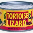 Land Tortoise And Omnivore Food 6oz (can)