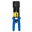 Platinum Tools Heavy Duty EZ-RJ45 Crimping Tool, 100054