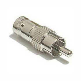 Steren 200-170 Female BNC to Male RCA Adapter