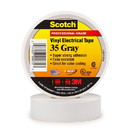 3M Scotch Vinyl Electrical Tape 35 - Gray, 3M-35GY