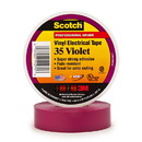 3M Scotch Vinyl Electrical Tape 35 - Violet, 3M-35VT