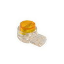 3M Scotchlok Connectors UY - Yellow - Box of 100, 3M-UY