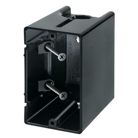 Arlington ARL-F101 ONE-BOX Single-Gang Outlet Box