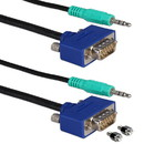 50' VGA Extension Cable W/Audio, CC388MA-50