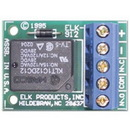 Elk Products Relay; SPDT, 12V, ELK-912