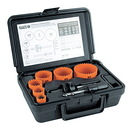 Klein Tools 8 Piece Bi-Metal Hole Saw Kit, KLN-31902