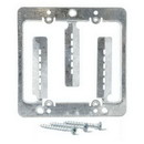 10 Pack Double Gang Cut-In Wall Box, SKYLVB12
