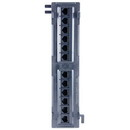 Vericom VER-MPP5U-03854 12 Port CAT5e Wall Mount Patch Panel