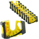 10-Pack Wedge-It Ultimate Door Stop - Bright Yellow, WEDGE-IT-BY-10