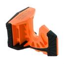 Custom Lasered Wedge-It Ultimate Door Stop - Orange, WEDGE-IT-OR-LASER