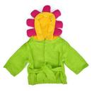 TopTie Animal Hooded Bathrobe, Terry Baby Towel Bath Robe Shower 0-9 months
