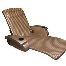 Texas Recreation Super Soft Adjustable Recliner, Bronze