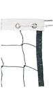 Trigon Sports VBNETC Vinyl Volleyball Net w/ Steel Cable Top & Nylon Roped Bottom