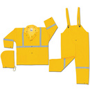 Seton 3252B MCR Safety Luminator 3-Piece Suit, Size: Large