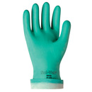 Ansell 3364B Ansell Sol-Vex Nitrile Gloves, Size: Medium