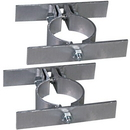 Seton 36310 Sign Mounting Brackets, Set of 2 Sign Mounting Brackets