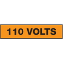 Seton Seton Sign Value Packs For Electrical Marking - 110 Volts - 61794