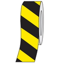 Seton 66754 Removable OSHA Warning Tape, Size: 2