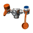 Seton Guardian EyeSafe Faucet Mounted Eyewash Station - 75437