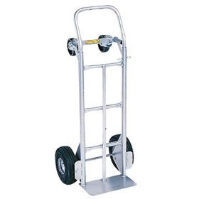 "Seton 83978 Dual Purpose Hand Trucks, 10"" Full Pneumatic Wheel Truck, Price/Each"