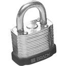 Seton 84644 Brady High Performance Steel Padlocks- Keyed Differently, Size: 3/4