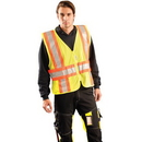 Occulux AA553 Occunomix OccuLux Premium Mesh Expandable Vest, Size: Medium/Large