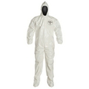 Dupont AA600 DuPont Tychem SL Coveralls, Size: X-Large