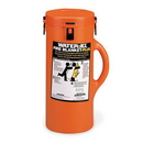 Water-Jel AA740 Water Jel Fire Blanket Plus with Canister and Bracket