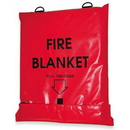 Seton Fire Blanket and Carrying Bag - AA853