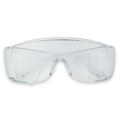 Mcr Crews BB210 MCR Safety Yukon Visitor Glasses, Size: One Size Fits All