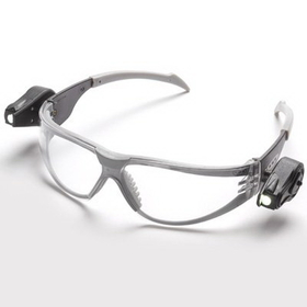 3M Light Vision Safety Glasses with LED Lights, BB234, Price/Pair