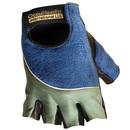 Seton BB464 OccuNomix Terry Back Anti-Vibration Gloves, Size: Medium, Color: Blue