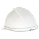 Msa BB530 MSA V-Gard Vented Hard Caps, Color: White