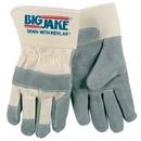 Memphis BB689 MCR Memphis Big Jake Double Palm Gloves, Size: Large
