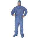 Kimberly-Clark Kimberly-Clark KLEENGUARD A60 Bloodborne Pathogen and Chemical Splash Protection Coveralls - BB768