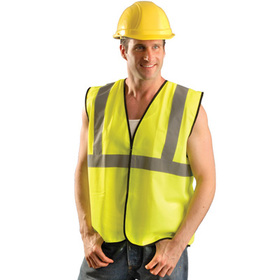 OccuNomix OccuLux Class 2 Value Solid Vests, BB789, Price/Each