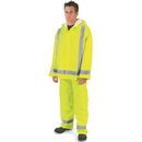 River City BB838 River City Luminator Class 3 Rainwear, Size: 2XL