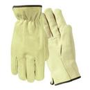 Seton BB847 Wells Lamont Grain Cowhide Driver Gloves, Size: Large
